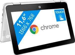 HP Chromebook X360 11-ae101nd @ Coolblue