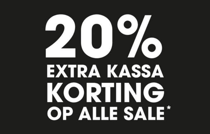 Sale tot -65% + 20% EXTRA korting met code  @ Ziengs