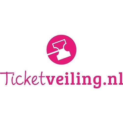 € 5,00 korting bij ticketveiling