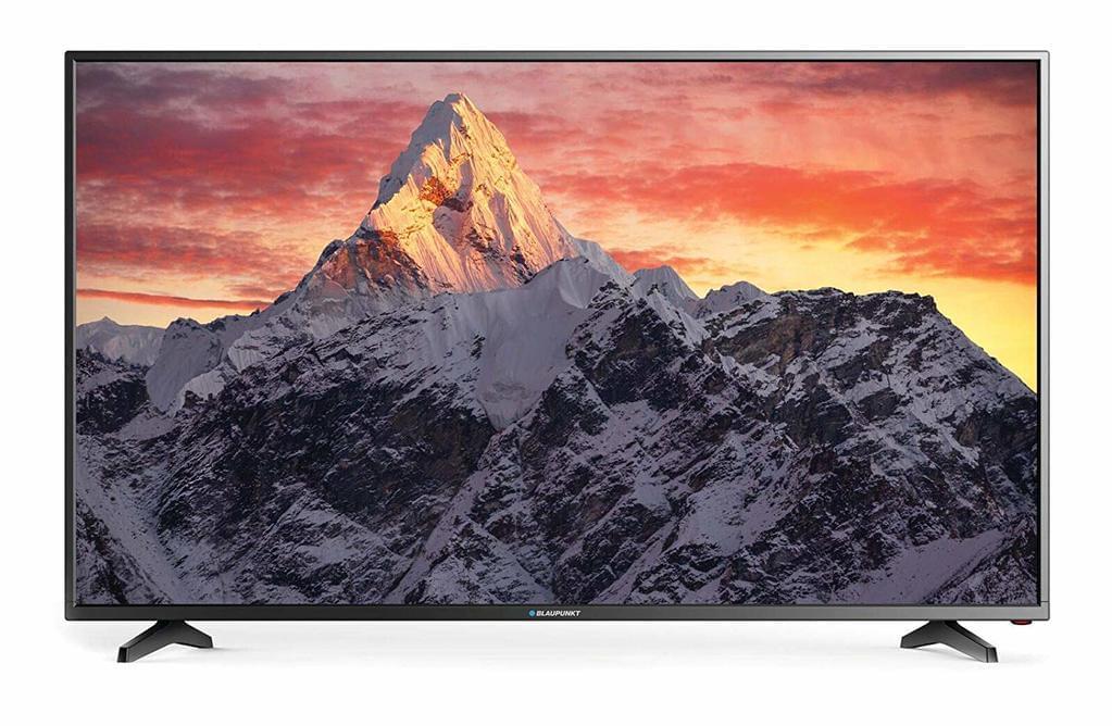 [Grensdeal] Blaupunkt 4K Ultra HD LED 50 INCH BLA-50U405P @ Real.de