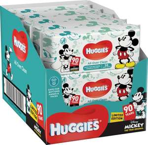 Huggies Disney Toetenveger - 10x 56 doekjes limited edition