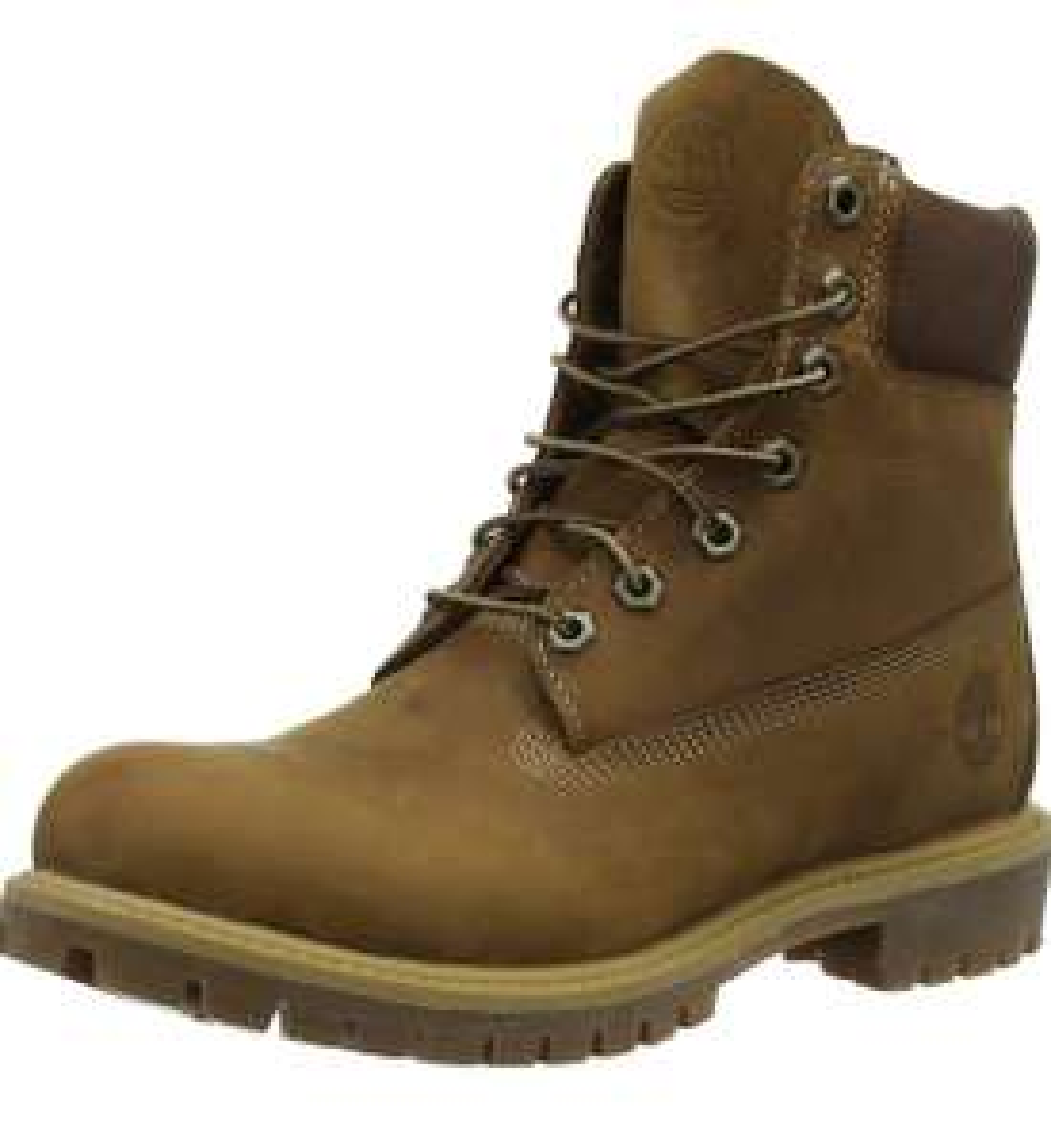 Timberland premium 6 inch boots bruin @ Amazon.de