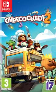 Overcooked 2 Nintendo Switch download (€13,37 in Zuid-Afrikaanse shop)