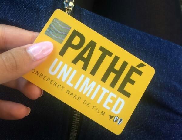 4 maanden unlimited gratis naar Pathé bij abo op &C tijdschrift van Chantal Janzen
