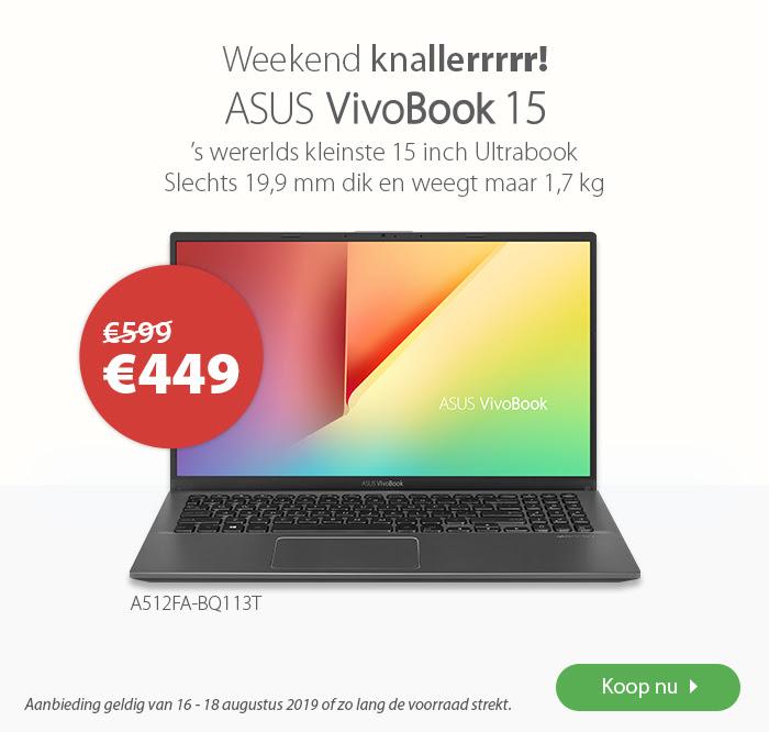 Asus VivoBook 15 A512FA-BQ113T Laptop @ Asus Shop