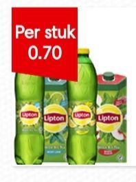 Lipton Green Tea alle 1,5l varianten voor €0,70 (-67%) v.a. zondag @DekaMarkt