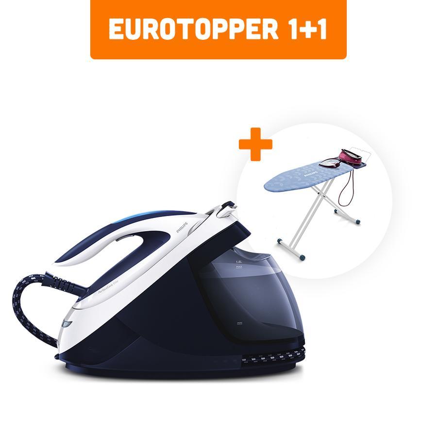Philips - PerfectCare Elite Stoomgenerator, tijdelijk inclusief Strijkplank @eurosparen.nl