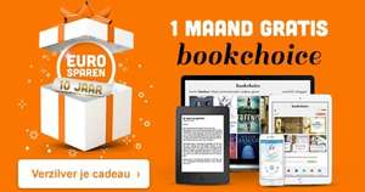[Geselecteerde gebruikers] Eurosparen: Bookchoice 1 maand gratis