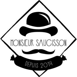 Gratis worst bij eerste bestelling Monsieur Saucisson! (Min. Besteding €10)