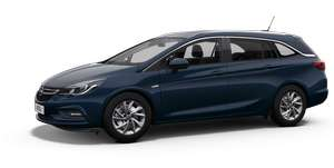 Opel Astra Sports Tourer private lease @justlease.nl