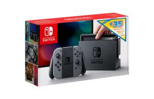 Nintendo Switch Grey + 35 euro eshop