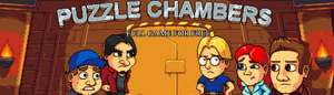 Gratis game Puzzle Chambers @Indiegala