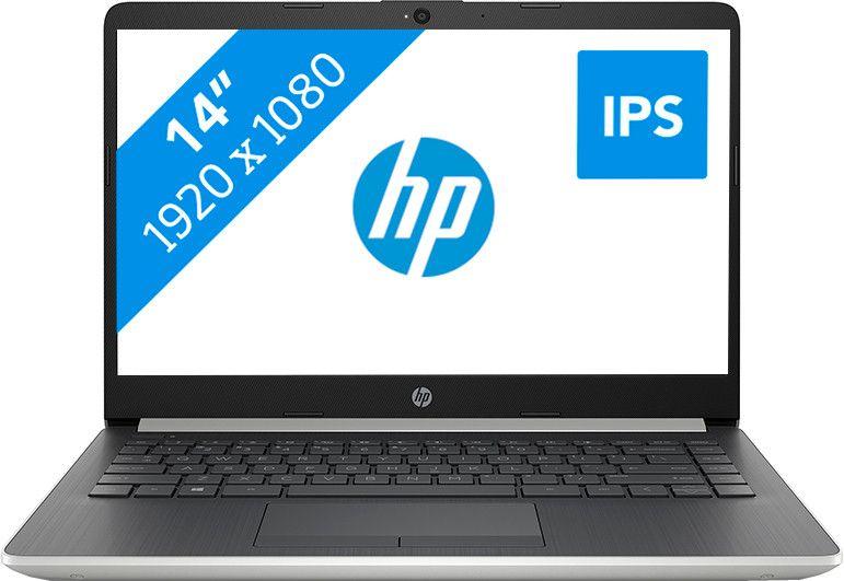 "HP 14-cf0925nd - 14""-laptop, 1,4 kg, 8gb ram 256gb SSD intel i3"