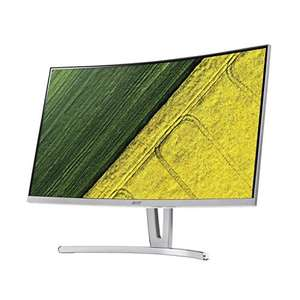 Acer ED273widx monitor (Full HD, 1920x1080, 75hz, 4ms, ZeroFrame, DVI, HDMI, VGA)