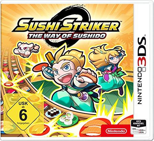 Nintendo 3DS Sushi Striker:Way of the Sushido