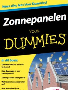 Gratis e-book Zonnepanelen voor Dummies @ Eneco