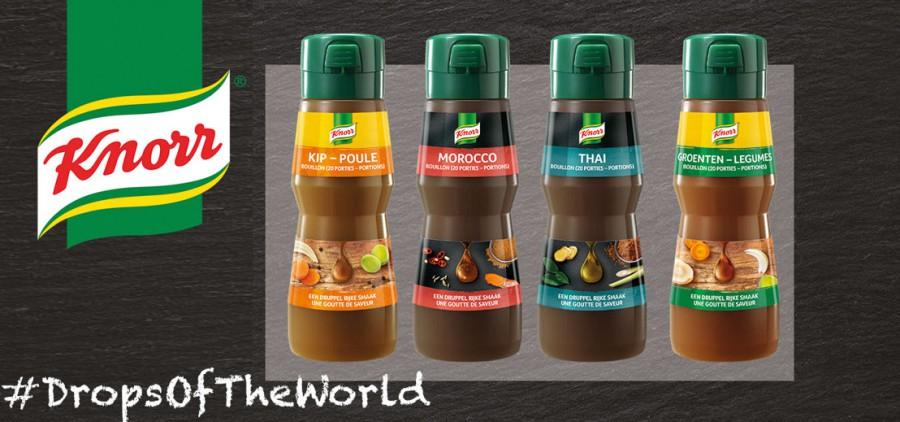 Knorr Vloeibare Bouillon 2 voor 1,50 (normaal 2 voor 6,-)