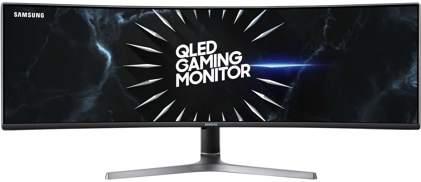 "Samsung C49RG94SSU 124,5cm (49"") DQHD curved Gaming-Monitor"