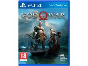 God of War (PS4) @ Media Markt