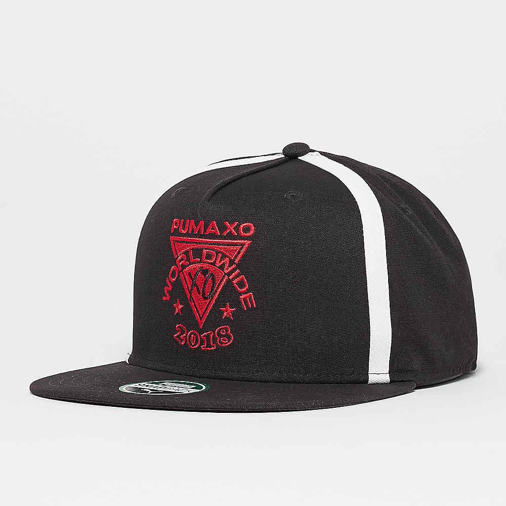 Puma x XO Flatbrim black cap -65% @ Zalando