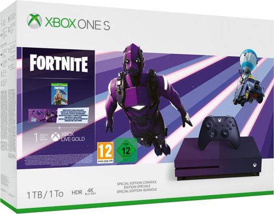 Xbox One S Console (1 TB) - Special Fortnite Edition @ Bol.com