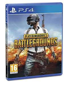 Player Unknown's Battlegrounds (PUBG) (PS4)