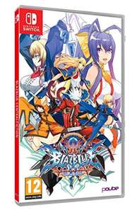 BlazBlue Central Fiction - Special Edition - Switch