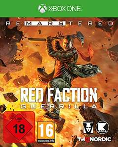 Red Faction Guerrilla Re-Mars-tered (Xbox One) @ Amazon.de