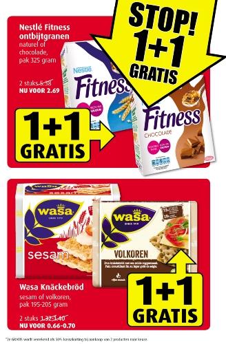 Veel 1+1 gratis / 50% korting aanbiedingen @ Boni (Pringles 2 voor €1,61, Sensazione pizza €1,24)