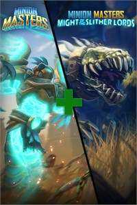 Minion Masters + Might of the Slither Lords DLC gratis (Xbox One) @ Microsoft