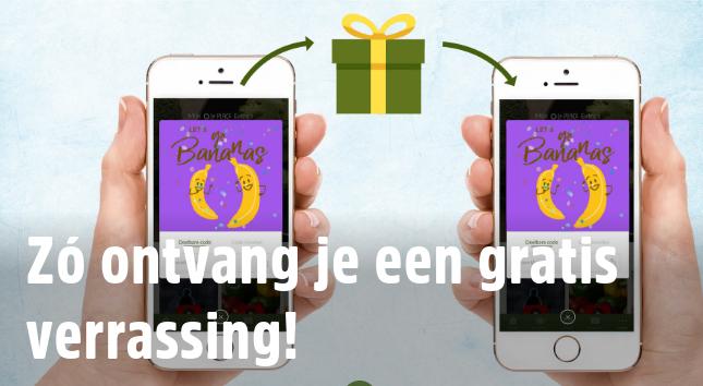 La place app: draag een nieuwe member aan, krijg allebei een cadeautje