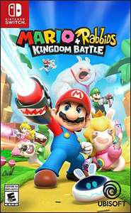 Mario + Rabbids kingdom battle voor Nintendo Switch van 29.99 voor 22.99