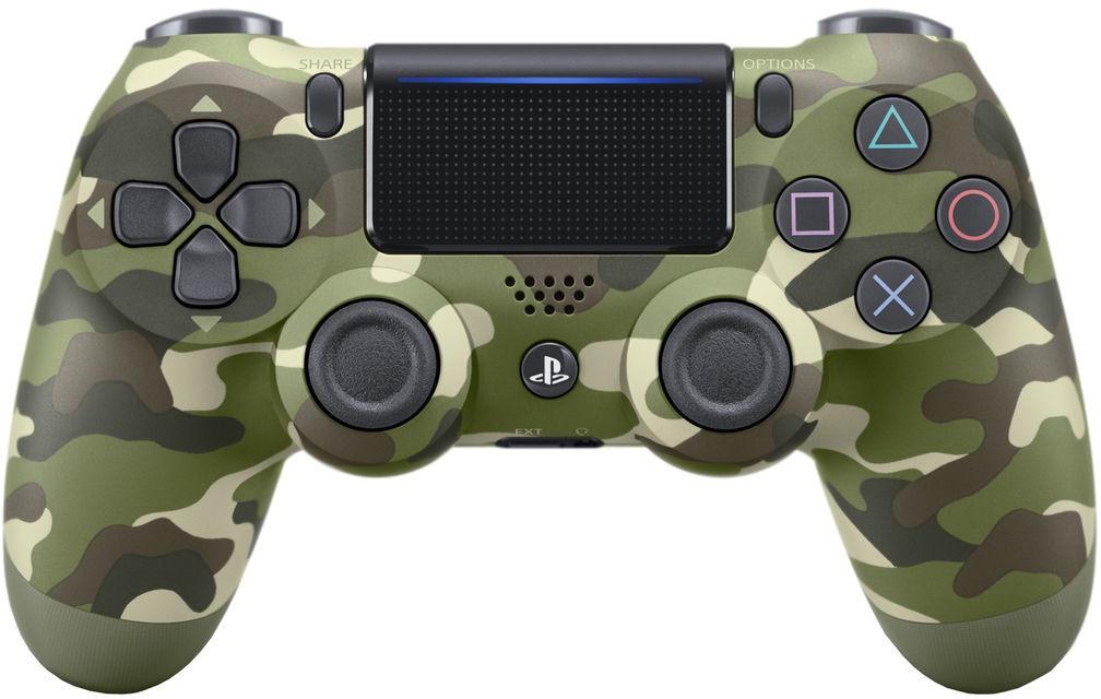 Sony DualShock 4 Controller V2 - Camo - PS4 voor €39,99 @ Bol.com