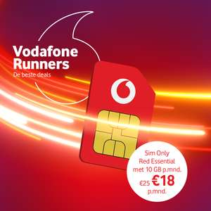 Vodafone Runners SIM Only