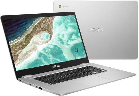 Asus Chromebook C523NA-EJ0052 - Chromebook + JBL T500BT koptelefoon @ Bol.com