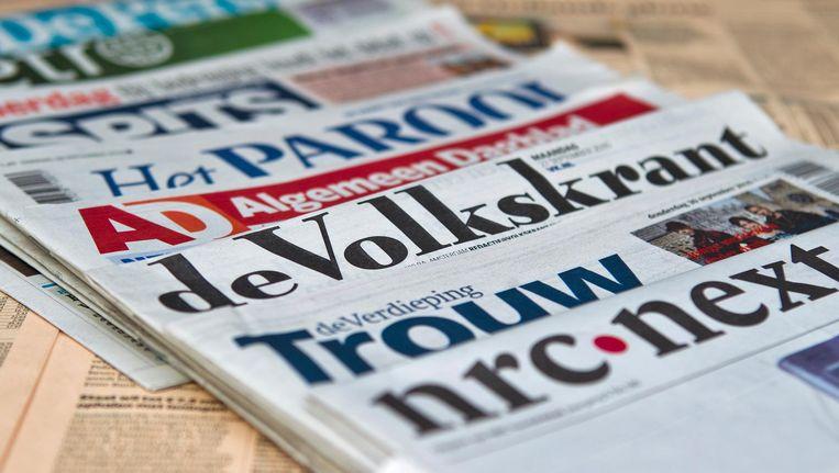 3 weken de krant voor 1 euro (aan te vragen tot 30 september)
