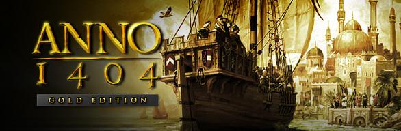 ANNO 1404 GOLD @Steam