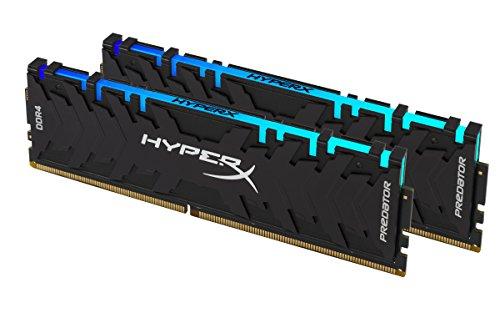 HyperX Predator 16gb DDR4 geheugen 3200mhz CL16 (2x 8gb)