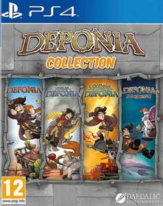 Deponia Collection PS4 - PSN