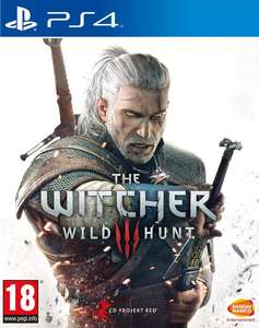 The Witcher 3: Wild Hunt (PS4) @ PSN