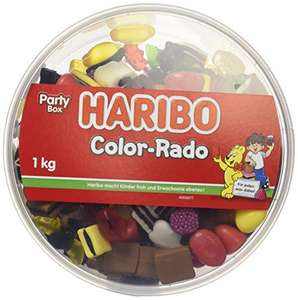 1 kg Haribo Color Rado @amazon.de