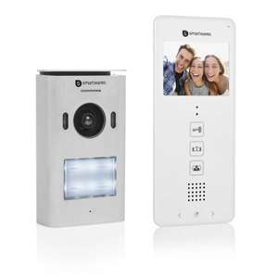 smartwares WiFi video deurbel dic-23216