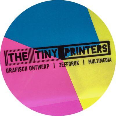 Tot 35% korting op alle producten van The Tiny Printers