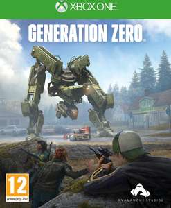 Free Plays Days: Generation Zero @ Xbox Live Gold