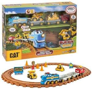 Caterpillar Preschool Express Trein