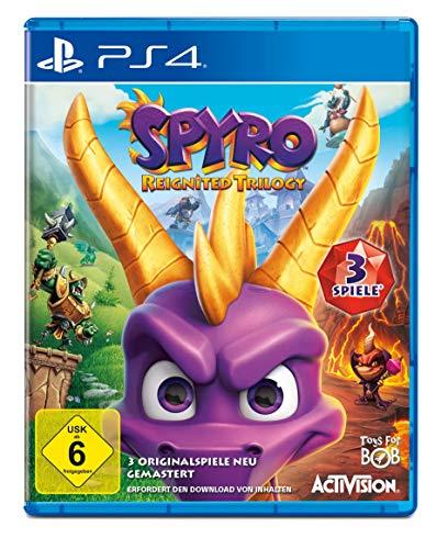 Spyro Reignited Trilogy (PS4) - Amazon.de