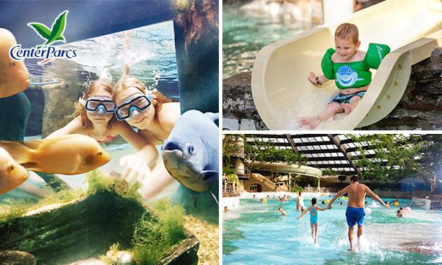 Aqua Mundo Center Parcs Kempervenne @Socialdeal