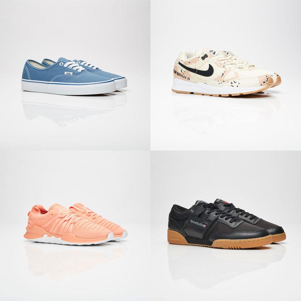 SALE tot 86% + 15% extra met code @ Sneakersnstuff