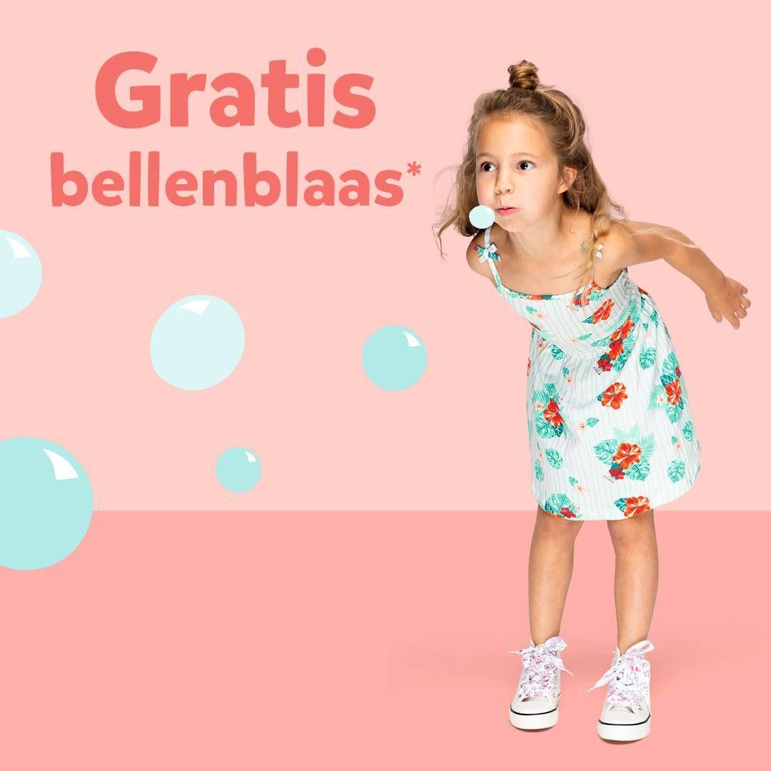Gratis Bellenblaas @Intertoys