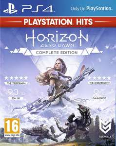 Horizon Zero Dawn Complete Edition (Playstation Hits)